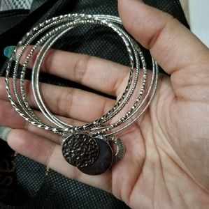 Brand New Charm bracelet with package no tags